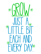 2013: Let's Grow!