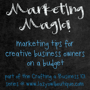 marketing for small businesses