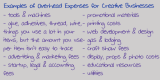 What is overhead and why do I need to know about it for my creative smallbusiness?