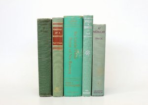vintage books on etsy